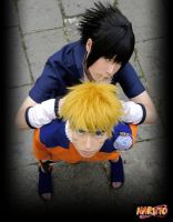 SasuNaru: Looking up by Smexy-Boy