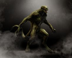 Amazing Spiderman Lizard design 3 by JSMarantz