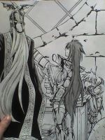 Degel,Kardia and Pope by victoriapieroni