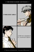 Wounded God Doujinshi by far-eviler