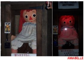 Annabelle : Part Two by kmcd901