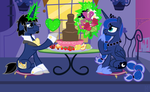 Chocolets, Flowers And You by EvilFrenzy