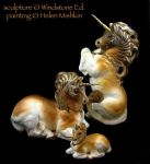Quagga Family by Arlla