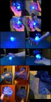 Magic power prop ideas for cosplay by DashyProps