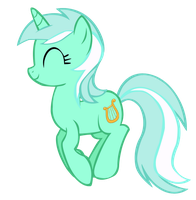 Bouncing Lyra Heartstrings by Names-Tailz