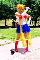Sailor Moon so shining!~ by DeathScarlet