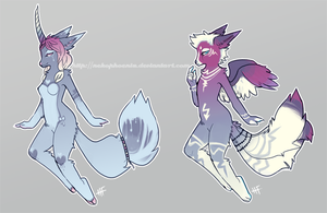 Floaty Light Adoptables - SOLD by nekophoenix