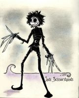 JacK ScissorshandS by miercoles666