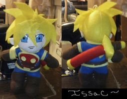 Golden Sun Issac by IrashiRyuu