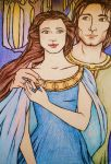 Of Beren and Luthien by annoulaki