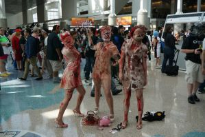 Nurses - Silent Hill by Garivel