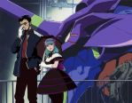And If that Don't Work... Gendo's Little Princess. by sunny-temple