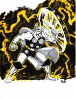 THOR-HEROES CON 2009 FINAL by JasonLatour