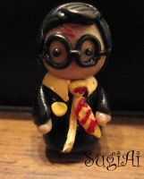 Harry Potter Magnet by SugiAi