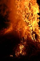 Fire Stock 045 by Malleni-Stock