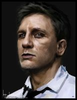 Daniel Craig by sahabiha