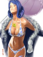 Juvia Loxar by HaitianHallow