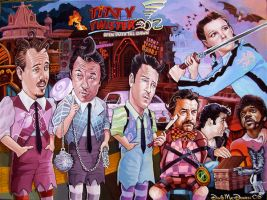 """LollyPulp Fiction"" by davidmacdowell"