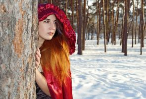 Waiting for a Wolf by Kate-Slusarenko