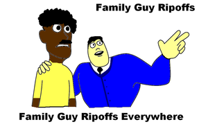 Family Guy Everywhere by FunnyDank
