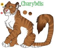 Charybdis Redesign by xcourtkneex