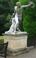 241 - statue by WolfC-Stock