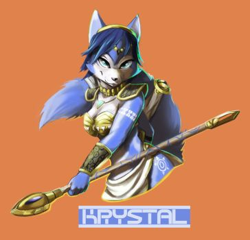 Krystal by PurpleLemons