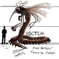 Noctem - Parasite Making Demon by ChesterPalm