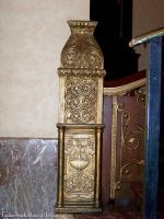Art Nouveau Pillar : 01 by taeliac-stock