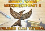 DIY mockingjay for the Hunger games Mockingjay by trollwaffle