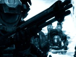 halo reach: close quarters by purpledragon104