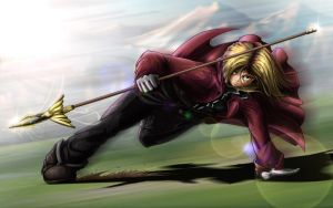 .Edward Elric. by fixxr