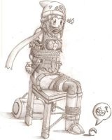 Dawn Chair Tied and Gagged by Anime-Gagged