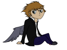 Theendgame Chibi by Wolfchick36