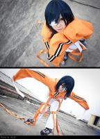 Air Gear_Akito / Agito by WinryDeeDee
