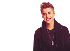 PNG Justin Bieber by LadyWitwicky