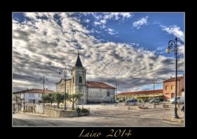 San Rocco square by laino