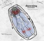 Drowning Lessons - Art Trade by mikan-remon
