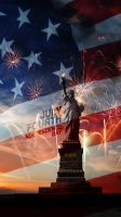 Independence Day Wallpaper for ipad. by PimpYourScreen