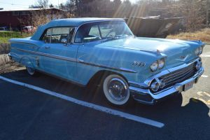 1958 Chevrolet Impala Convertible VII by Brooklyn47