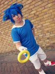 Sonic Cosplay by jettyguy