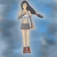Tifa - determined by Masanohashi