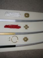Wooden Zoro Swords Project 3 by ClavigerBS