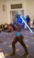 Katsucon 18 - Aayla Secura by Chinwekewa