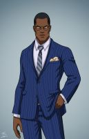 Augustus Freeman IV (Earth-27) commission by phil-cho