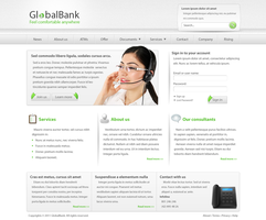 globalBank by Idered