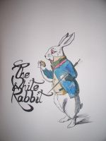 The White Rabbit by Kyd-Lotus