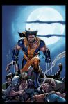 SAVAGE WOLVERINE #40 EXCLUSIVE COVER FOR SPAIN by DAVID-OCAMPO