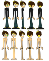 OC: Coby Rotations by EternalInsanity787