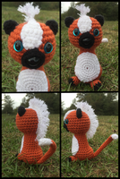 Novie Amigurumi by DovieCaba